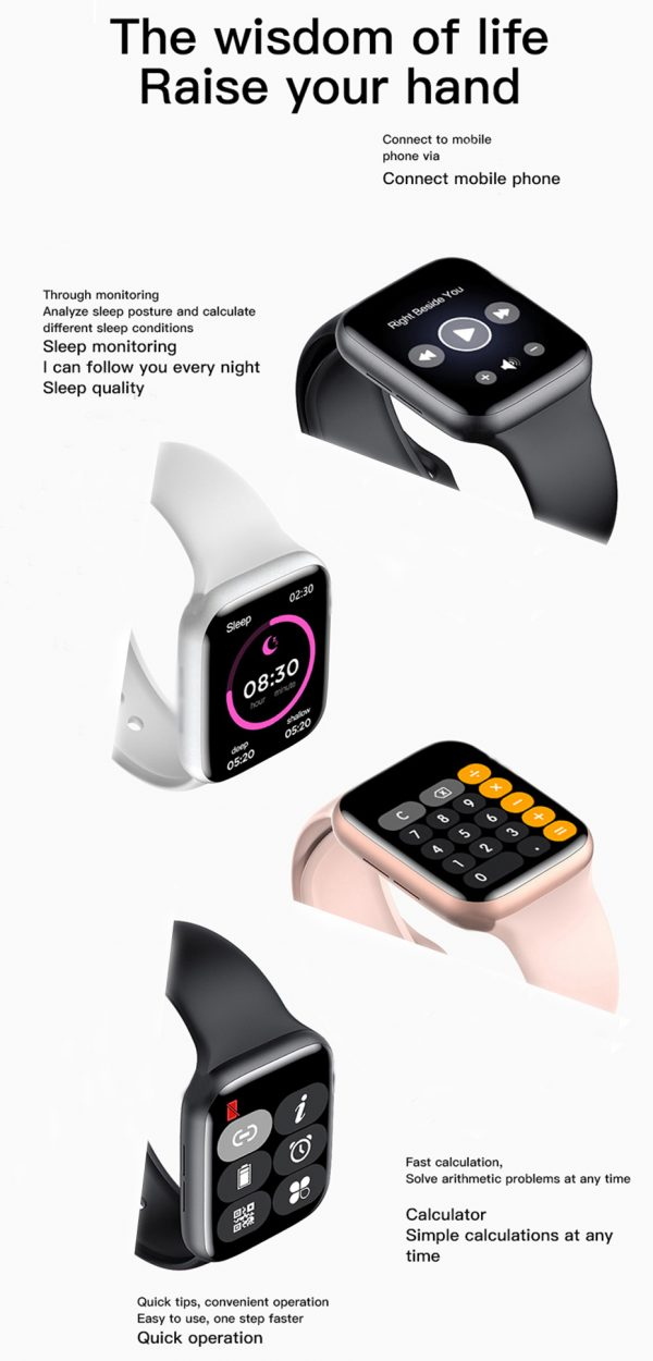 SMART WATCH MC72