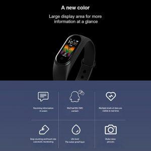 دستبند هوشمند M5